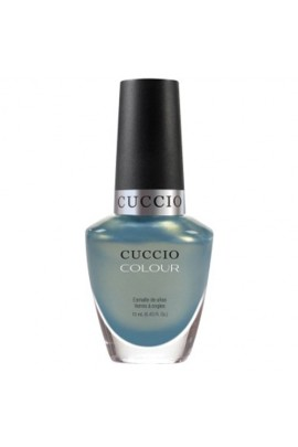 Cuccio Colour Nail Lacquer - Color Cruise 2016 Collection - Shore Thing - 0.43oz / 13ml
