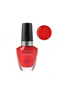 Cuccio Colour Nail Lacquer - Sicilian Summer - 0.43oz / 13ml
