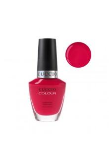 Cuccio Colour Nail Lacquer - Singapore Sling - 0.43oz / 13ml