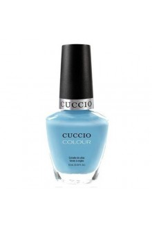 Cuccio Colour Nail Lacquer - Under A Blue Moon - 0.43oz / 13ml
