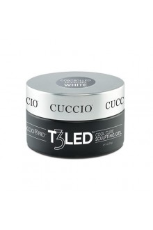 Cuccio Pro - T3 LED/UV Controlled Leveling Gel - White - 28g / 1oz