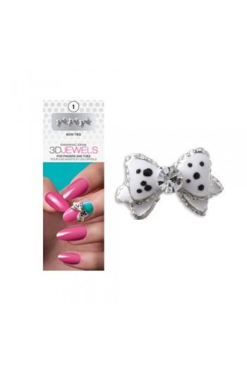 Dashing Diva - 3D Jewels - Bow Ties