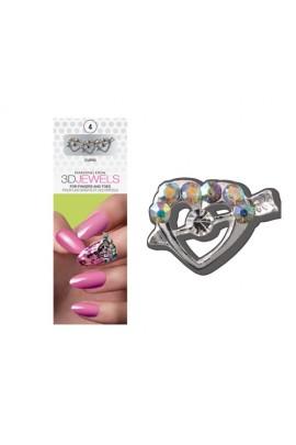Dashing Diva - 3D Jewels - Cupid