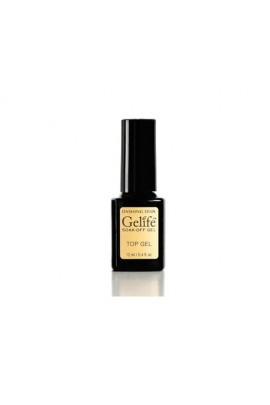Dashing Diva - Gelife UV Brush-On Top Gel - 0.4oz / 12ml