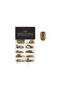 Dashing Diva - Metallic Nails - Cat Fight  - 120ct