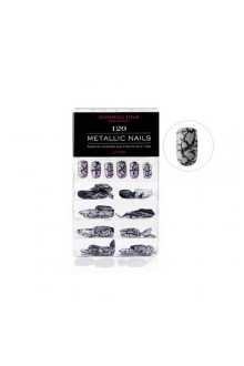 Dashing Diva - Metallic Nails - Heavy Metal - 120ct