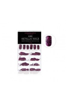 Dashing Diva - Metallic Nails - Purrfectly Pink  - 120ct