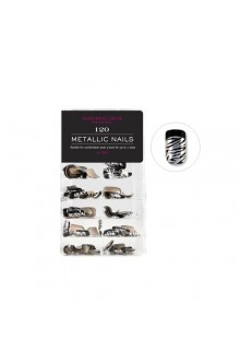 Dashing Diva - Metallic Nails - Show Time - 120ct