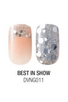 Dashing Diva - Glam Gel - Best In Show - 24 Nails / 12 Sizes