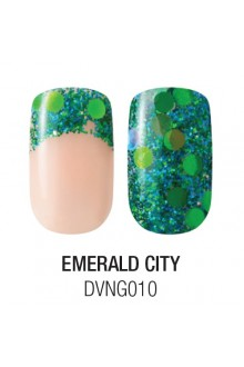 Dashing Diva - Glam Gel - Emerald City - 24 Nails / 12 Sizes