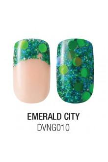 Dashing Diva - Glam Gel - Emerald City - 24 Nails / 12 Sizes