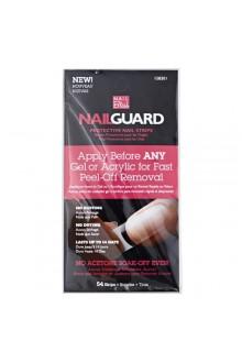 Dashing Diva - NailGuard - Protective Nail Strips - 3 Sheet (54 Strips)