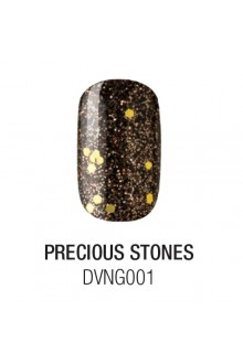 Dashing Diva - Glam Gel - Precious Stones - 24 Nails / 12 Sizes