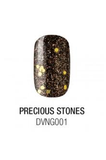 Dashing Diva - Glam Gel - Precious Stones - 24 Nails / 12 Sizes