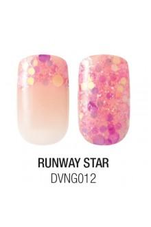 Dashing Diva - Glam Gel - Runway Star - 24 Nails / 12 Sizes