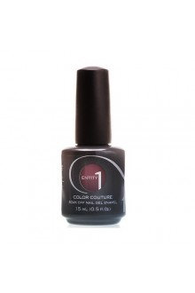 Entity One Color Couture Soak Off Gel Polish - Cabernet Ball Gown - 0.5oz / 15ml