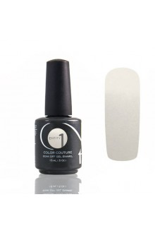 Entity One Color Couture Soak Off Gel Polish - Elegant Collection - Silver Seductress - 0.5oz / 15ml