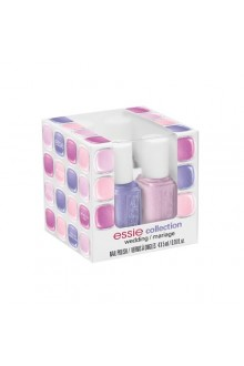 Essie Nail Polish - 2013 Wedding Collection - 4pc Mini Cube - 0.16oz / 5ml each