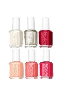 Essie Nail Polish - 2014 Winter Collection - 0.46oz / 13.5ml each - All 6 Colors
