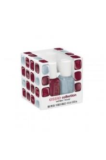 Essie Nail Polish - 2014 Winter Collection - 4pc Mini Cube - 0.16oz / 5ml each