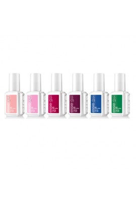 Essie Gel - LED Gel Polish - B'aha Moment Spring 2017 Collection - 12.5ml / 0.42oz Each - All 6 Colors