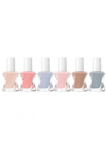 Essie Gel Couture - Ballet Nudes Spring 2017 Collection - All 6 Colors - 13.5ml / 0.46oz Each