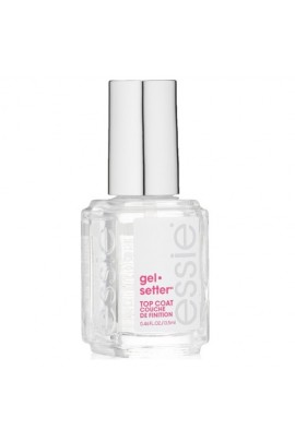 Essie Treatment - Gel Setter Top Coat - 0.46oz / 13.5ml
