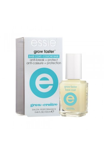 Essie Treatment - Grow Faster Base Coat - 0.46oz / 13.5ml
