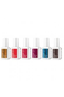 Essie Gel - LED Gel Polish - Leggy Legend Fall 2015 Collection - 12.5ml / 0.42oz Each - All 6 Colors