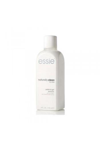 Essie Treatment - Naturally Clean - Nail Polish & Gel Remover - 4oz / 118ml