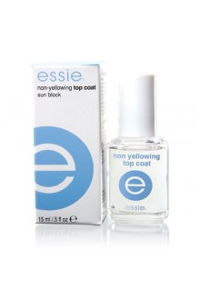 Essie Treatment - Non-Yellowing Top Coat - 0.46oz / 13.5ml