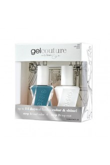 Essie Gel Couture - Off-Duty Style DUO - 13.5ml / 0.46oz EACH