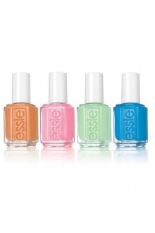 Essie Nail Polish - Resort 2016 Collection - ALL 4 Colors - 0.46oz / 13.5ml