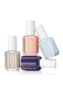 Essie Nail Polish - 2014 Spring Resort Fling Collection - 0.46oz / 13.5ml each - All 4 Colors
