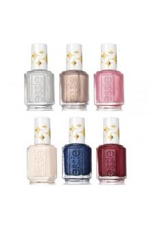 Essie Nail Polish - Retro Revival Collection - ALL 6 Colors - 0.46oz / 13.5ml Each