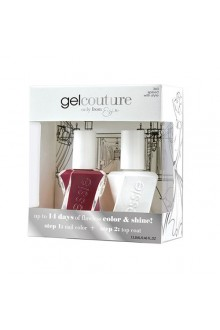 Essie Gel Couture - Spiked With Style DUO - 13.5ml / 0.46oz EACH