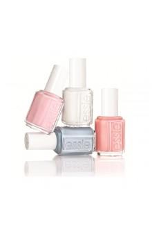 Essie Nail Polish - 2014 Spring Wedding Collection - 0.46oz / 13.5ml each - All 4 Colors