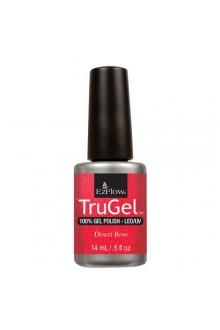 EzFlow TruGel LED/UV Gel Polish - Launch 4 - Desert Rose - 0.5oz / 14ml