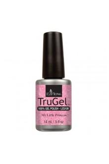 EzFlow TruGel LED/UV Gel Polish - Launch 4 - My Little Princess - 0.5oz / 14ml