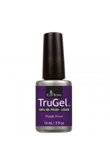 EzFlow TruGel LED/UV Gel Polish - Launch 4 - Purple Fever - 0.5oz / 14ml