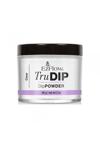 EzFlow TruDIP - Dip Powder - Clear - 2oz / 56g