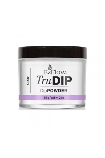 EzFlow TruDIP - Dip Powder - Clear - 2oz / 56g