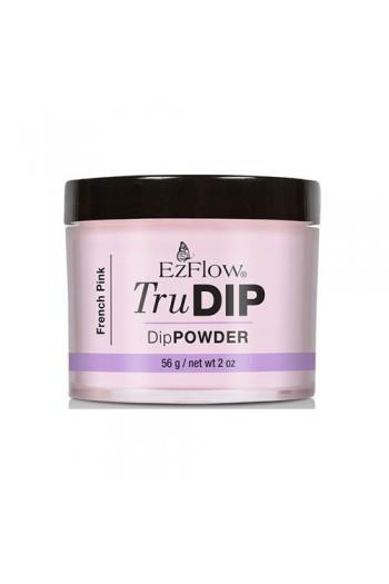EzFlow TruDIP - Dip Powder - French Pink - 2oz / 56g