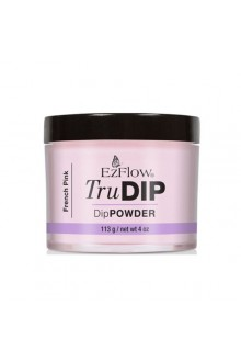EzFlow TruDIP - Dip Powder - French Pink - 4oz / 113g