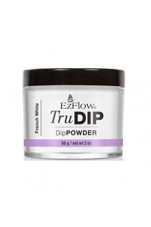 EzFlow TruDIP - Dip Powder - French White - 2oz / 56g