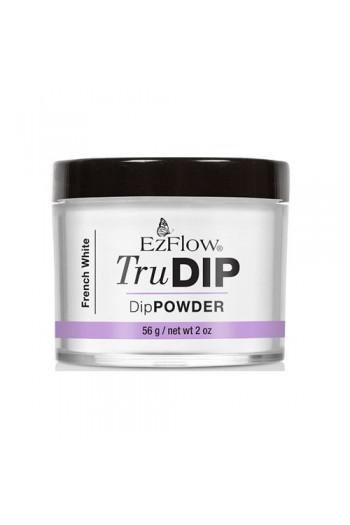 EzFlow TruDIP - Dip Powder - French White - 2oz / 56g