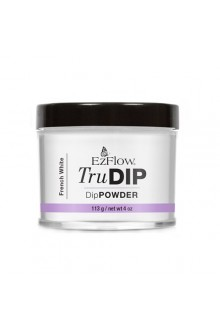 EzFlow TruDIP - Dip Powder - French White - 4oz / 113g