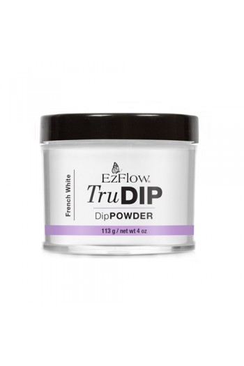 EzFlow TruDIP - Dip Powder - French White - 4oz / 113g