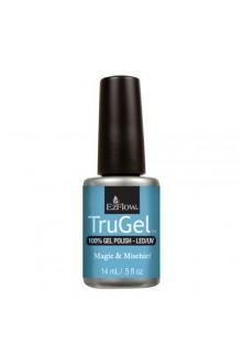 EzFlow TruGel LED/UV Gel Polish - Ringleader Collection - Magic & Mischief  - 0.5oz / 14ml