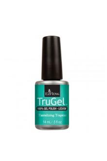 EzFlow TruGel LED/UV Gel Polish - Ringleader Collection - Tantalizing Trapeze  - 0.5oz / 14ml